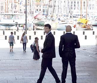 Jeu de piste à Marseille