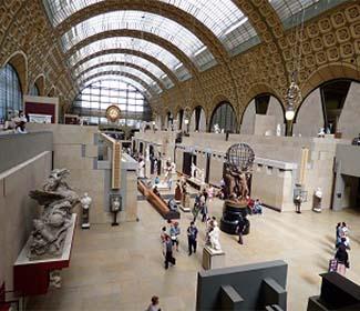 Jeu au Musée d'Orsay