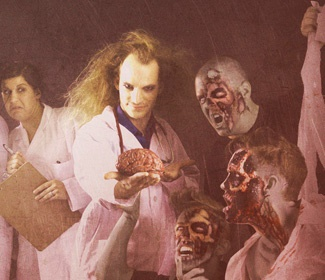 scientifiques contre zombies !